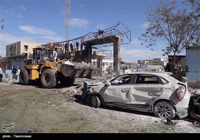 ایران کے شہر'چابہار' میں کاربم دھماکہ