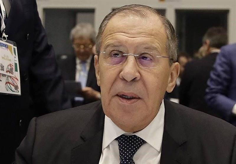 انتقاد لاوروف از غرب بهدلیل تشویق اقدامات مخرب اوکراین