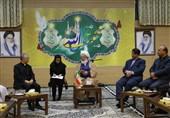 یزد |جلوی ظلم به کشورهای مظلوم جهان گرفته شود