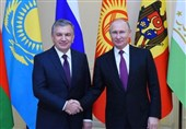 اقتصاد، ارتباطات، امنیت از مباحث اصلی گفتگوی رئیس جمهور ازبکستان، میرضیایف با سران کشورهای مشترکالمنافع