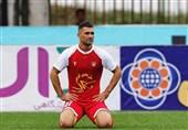 محمد غلامی: تا آخرین نفس برای ماندن در لیگ برتر میجنگیم/ 6 بازی آینده حکم مرگ و زندگی را دارد
