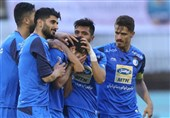 Esteghlal Crushes Sepidrood, Padideh Draws Machine Sazi in IPL