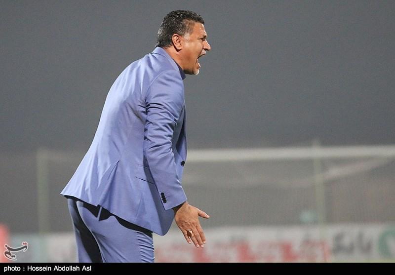 خوزستان| علی دایی: میتوانستیم حداقل بازی مقابل صنعت نفت را مساوی کنیم/ تیم بهتری را برای نیمفصل دوم میسازیم