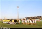 لیگ برتر فوتبال| تساوی صنعت نفت و سایپا در نیمه اول