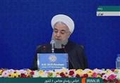 امریکی حمایت یافتہ دہشت گردوں نے 17ہزار ایرانیوں کو شہید کیا، صدر روحانی