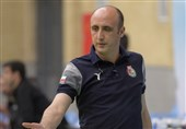 سالک: اینکه فکر کنیم خاتم آبروی والیبال ایران را برده، درست نیست/ بازی با عقاب را با تجربه بازیکنان بردیم