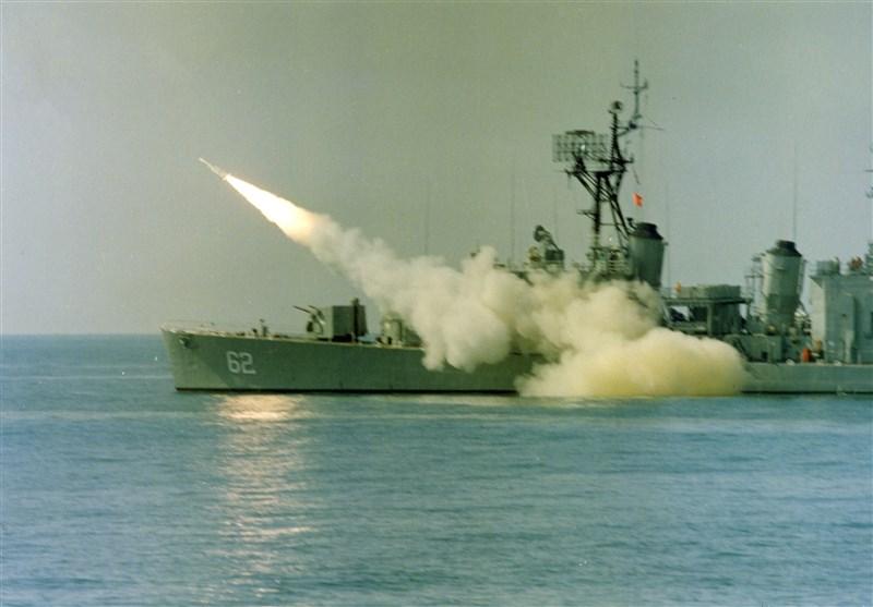 عکس روز ارتش نیروی دریایی