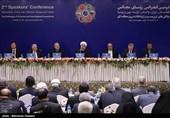 تأکید رؤسای مجلس 6 کشور بر اجرای کامل تعهدات برجام از سوی اروپاییها