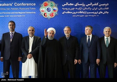 Iran Hosts 6-Party Anti-Terror Conference