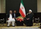 درخواست روحانی از ارتش پاکستان