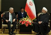 Rouhani Discusses Anti-Terror Cooperation with Turkish, Pakistani Speakers