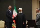 روحانی: چابهار فرصتی مناسب برای سرمایهگذاران منطقهای است