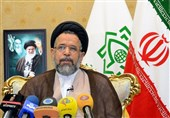 Minister Blames Regional Spy Agencies for Terror Acts in Iran