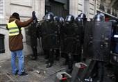 550 معترض به سیاستهای دولت فرانسه بازداشت شدهاند
