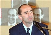 Armenia's Ex-President Kocharyan Arrested, Placed in Detention Facility