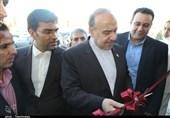 کرمان| سالن ورزشی 9 دی رفسنجان با حضور وزیر ورزش افتتاح شد