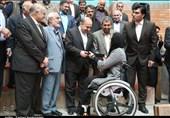 آئین تجلیل از مدالآوران جاکارتایی استان کرمان به روایت تصاویر