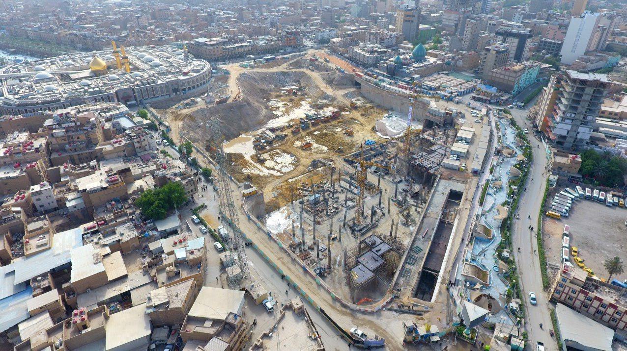 """""""صدور خدمات مهندسی ایران"""" به خارج از کشور از دستاوردهای ستاد بازسازی عتبات"""