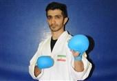کاراته وان چین| میعاد یاری طلایی شد