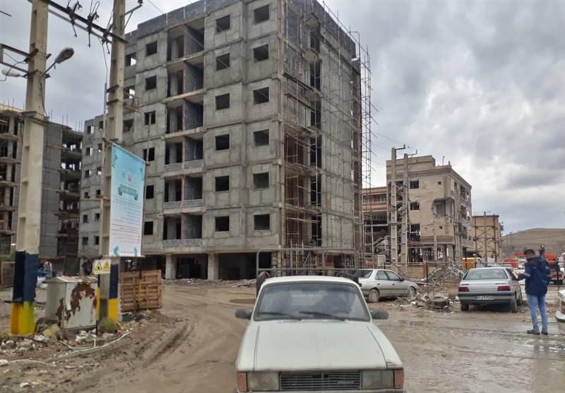 کرمانشاه| بازسازی مسکن مهر سرپلذهاب براساس آییننامه جدید انجام میشود