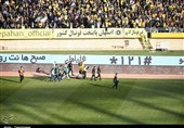 اصفهان| بازگشت کاپیتان به جمع سپاهانیها+عکس