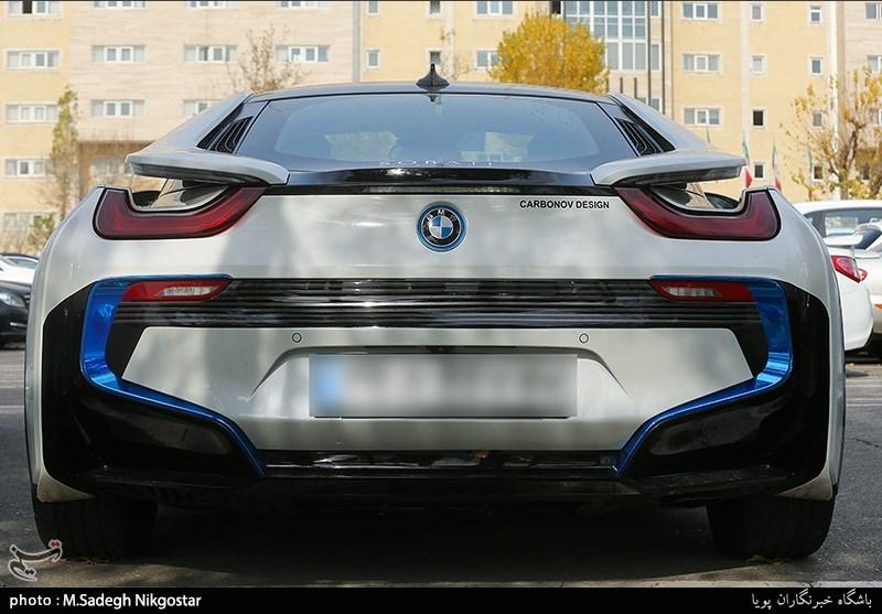 """توقیف BMW لاکچری و پورشه در نخستین مرحله طرح """"طاهر"""" + تصاویر"""
