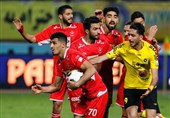 IPL: Persepolis Escapes Defeat against Sepahan