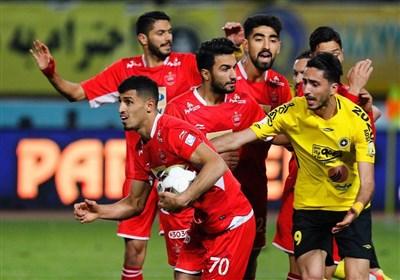 IPL: Persepolis Escapes Defeat against Sepahan