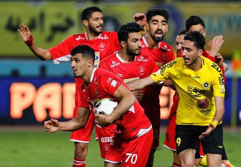 تاریخ دیدار سپاهان - پرسپولیس و فینال جام حذفی مشخص شد