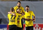Sepahan Returns to IPL Top, Persepolis Suffers First Defeat