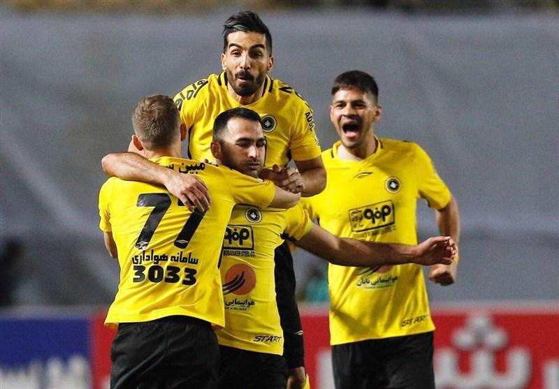 Sepahan Returns to IPL Top, Persepolis Suffers First Defeat