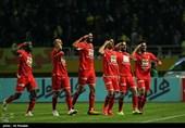 جدول لیگ برتر فوتبال در پایان روز چهارم هفته پانزدهم؛ پرسپولیس به رتبه دوم رسید