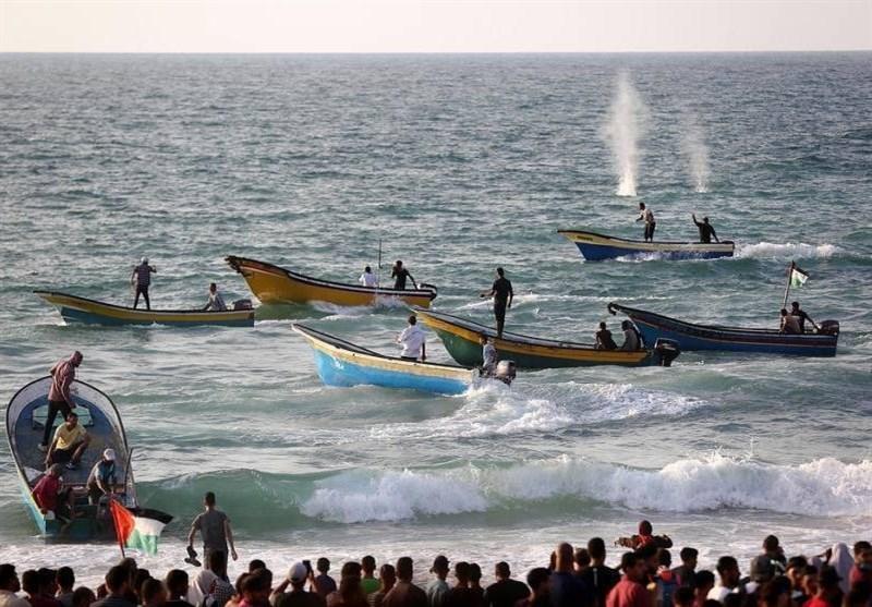غدا.. انطلاق المسیر البحری الـ19 من شمال غزة