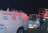 زخمی شدن ۹ شهرکنشین صهیونیست در جریان تیراندازی در رامالله