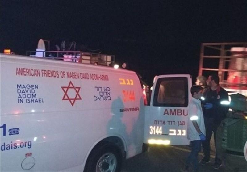 زخمی شدن 9 شهرکنشین صهیونیست در جریان تیراندازی در رامالله