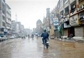 پاکستان کے مختلف شہروں میں بارش، موسم خوشگوار