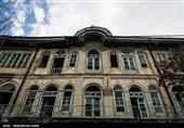 همدان|عمارت جنانی به هتل تبدیل میشود