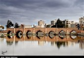 پروژه مرمت پل تاریخی «هفت چشمه» اردبیل به اتمام رسید
