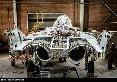 تعمیر و اورهال موتورهای جنگنده میگ-29 در این پایگاه انجام نمیشود و در فرماندهی آماد و پشتیبانی نهاجا این کار صورت میپذیرد. در این حوزه هم متخصصان کشورمان بدون نیاز به کمک خارجی موفق به تعمیر و اورهال موتورهای این جنگنده شدهاند