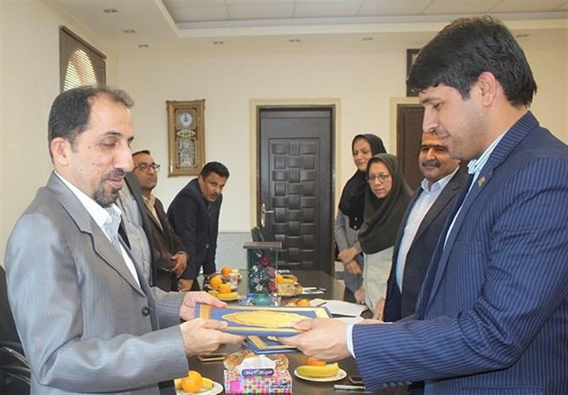تفاهم نامه همکاری آموزش فنی و حرفهای و دانشگاه فنی و حرفهای بوشهر منعقد شد
