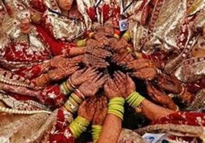 حیدرآباد سندھ میں 15 جوڑوں کی اجتماعی شادی