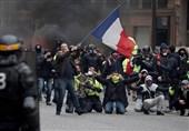 آغاز مجدد اعتراضات در فرانسه/ پلیس به پرتاب اشکآور متوسل شد