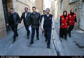 440 آتشنشان سراغ 21 هزار ساختمان ناایمن تهران میروند