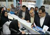 سفر وزیر بهداشت به کرمان به روایت تصویر