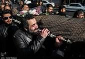 مازندران| پیکر آخرین بازمانده جنبش شعری حجم در بهشهر تشییع شد