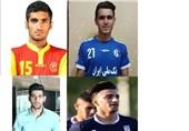 اهواز  چهار بازیکن خوزستانی به تیم ملی امید دعوت شدند