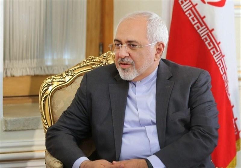 واکنش ظریف به تهدید موشکی نتانیاهو علیه کشورهای منطقه