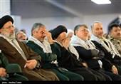 قدردانی مسئولان از حضور باشکوه مردم در کنگره ملی 2 هزار شهید خراسان جنوبی