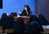 اولین نشست دوره مبلغان عفاف در خبرگزاری تسنیم برگزار شد+تصاویر