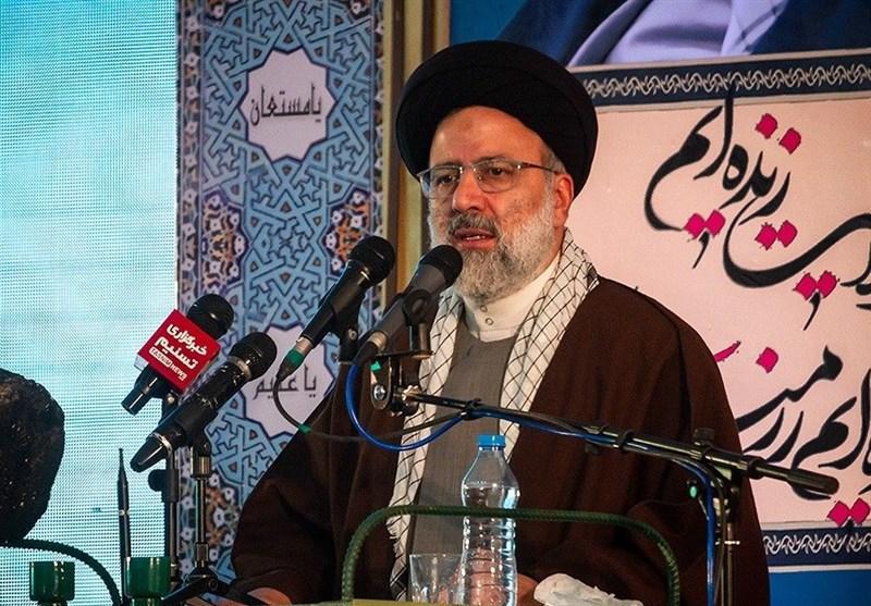 حجتالاسلام رئیسی: فضاهای متعلق به امام رضا(ع) در جهت بصیرتافزایی و معرفتآفرینی استفاده میشود